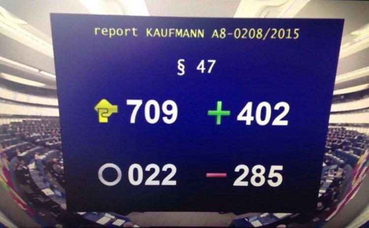 report Kaufmann