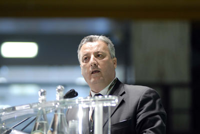 Franco Verrascina, presidente di COPAGRI