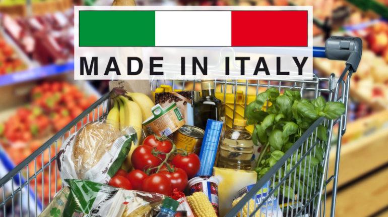 I prodotti italiani più apprezzati dai turisti e dai furbetti esteri.