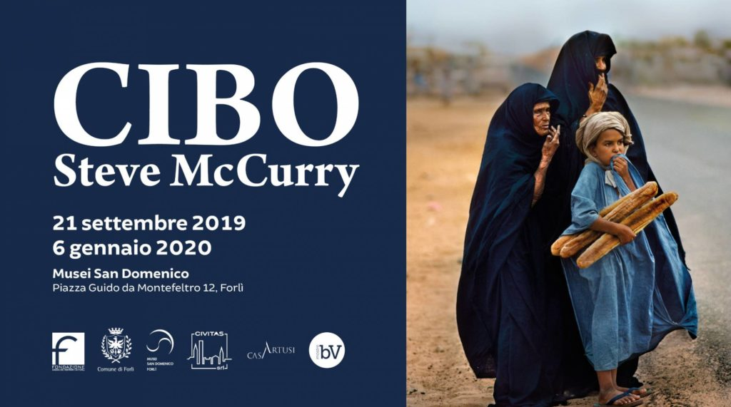 Steve McCurry presenta a Forlì ''CIBO''