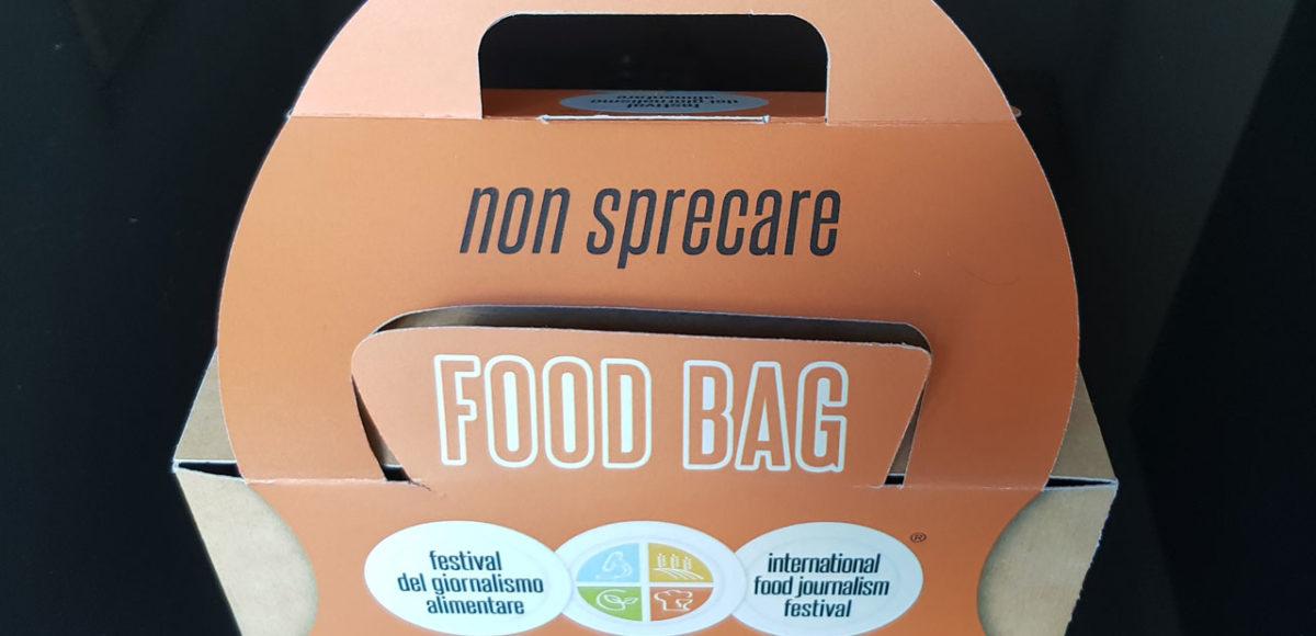 Obiettivo Spreco Zero: lanciata la petizione #FoodBagObbligatoria dal Festival del Giornalismo Alimentare